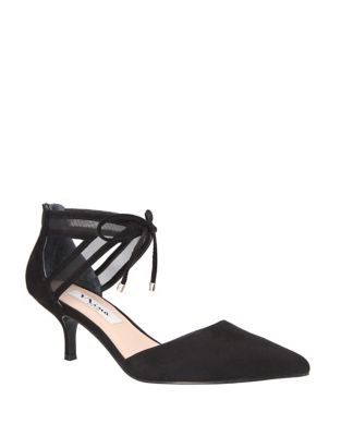 Talley Suede Pumps by Nina