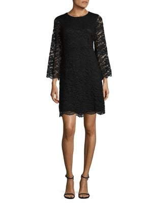 Floral Lace Dress by Ivanka Trump