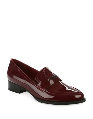Lorna Leather Loafers by Tahari