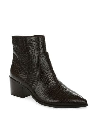 Raffi Point Toe Booties by Tahari