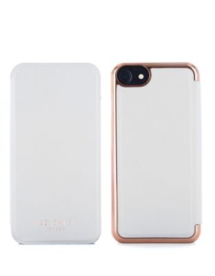 Shannon Mirror Folio iPhone Case 500087363664