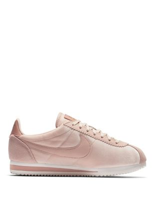 Cortez Lace-Up Leather Sneakers 500087367002
