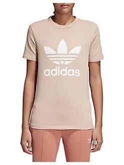 QUICKVIEW. Adidas. Adicolor Trefoil Logo Tee