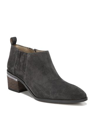 Aberdale Suede Booties by Franco Sarto