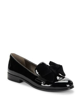 Lomb Patent Loafers by Bandolino