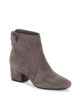 Fauna Suede Booties by Bandolino
