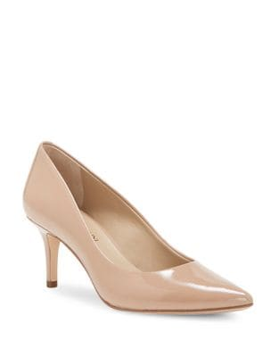 Darla Patent Pumps by Enzo Angiolini