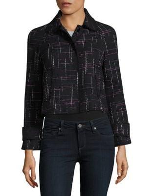 Petite Aurora Tweed Jacket...