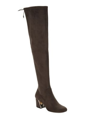 Eve Suede Over-The-Knee Boots by 424 Fifth