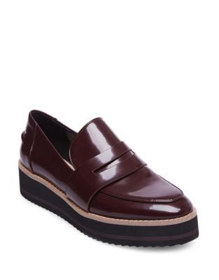 Judd Platform Penny Loafers by Design Lab Lord & Taylor