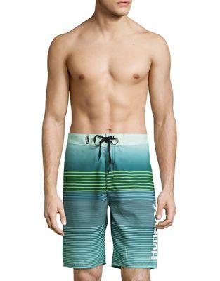 Sporty Swim Shorts @...