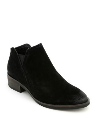 Tay Suede Booties by Dolce Vita