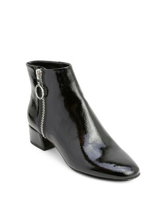 Jaxx Patent Leather Booties by Dolce Vita