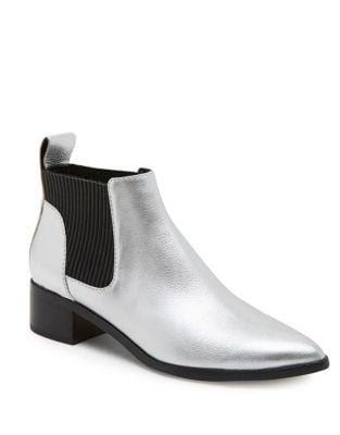 Macie Leather Booties by Dolce Vita