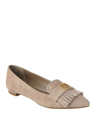 Terzo Suede Flats by Tommy Hilfiger
