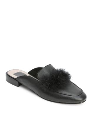 Maura Leather Mules by Dolce Vita