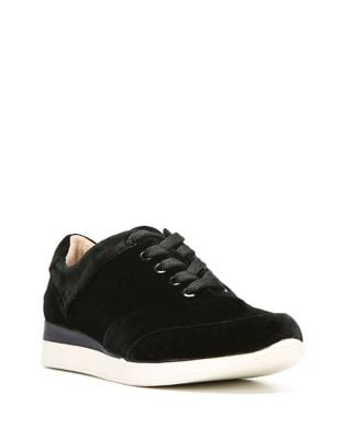 Jimi Suede Lace-Up Sneakers by Naturalizer
