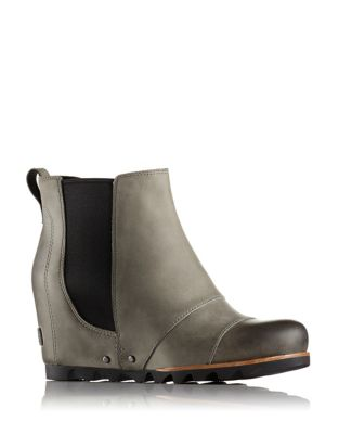 Lea Wedge Booties by Sorel