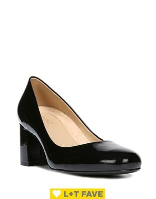 Whitney Patent Leather Pumps by Naturalizer