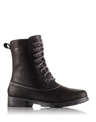 Emelie Lace-Up Booties by Sorel