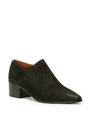 Photo of Eleanor Western Leather Shooties by Frye - shop Frye shoes sales