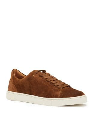 Ivy Suede Low Top Sneakers by Frye