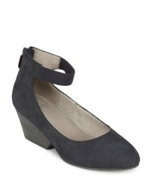 Liza Ankle Strap Pumps by Eileen Fisher