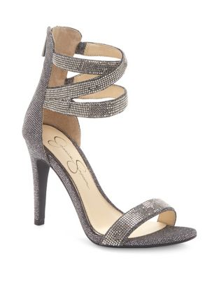 Elepina Textile Sandals by Jessica Simpson