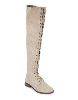 Tennessee Suede Tall Boots by Free People