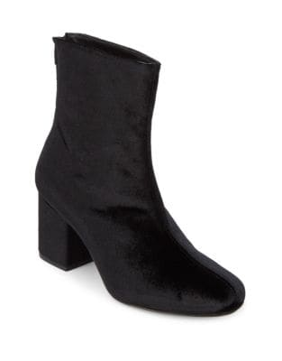 Cecile Leather Booties by Free People