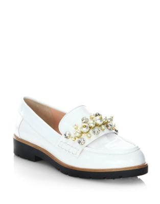 Karry Leather Loafers by Kate Spade New York