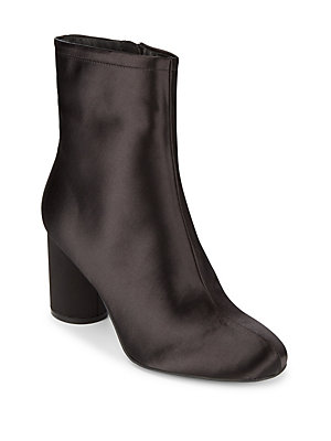 Jessica Simpson - Merta Satin Booties