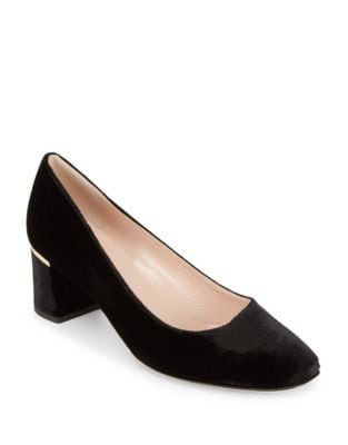Dolorestoo Velvet Pumps by Kate Spade New York