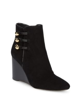 Geraldine Suede Booties by Kate Spade New York