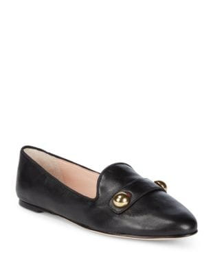 Sutten Leather Flats by Kate Spade New York