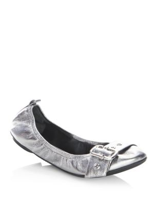 Dolly Leather Ballet Flats by Marc Jacobs