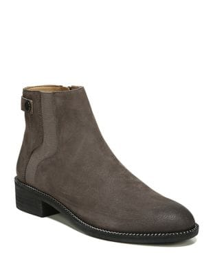 Brandy Leather Booties by Franco Sarto