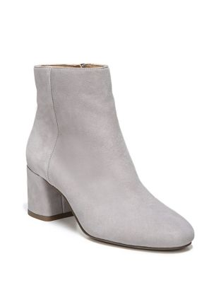 Jubilee Suede Booties by Franco Sarto