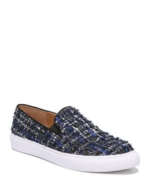 Mony Boucle Slip-On Sneakers by Franco Sarto