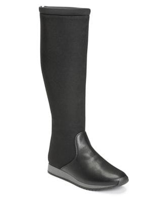 Panther Stretch Knee High Boots by Aerosoles