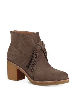 Corin Leather Booties by UGG
