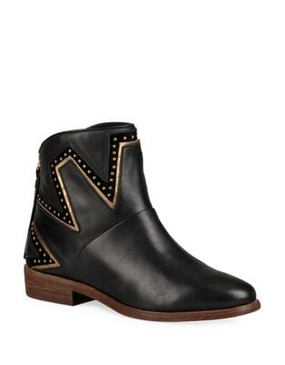 Lars Studded Leather Booties by UGG
