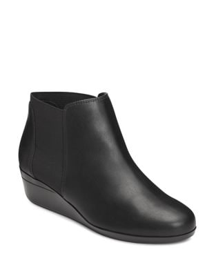 Tried True Wedge Chelsea Boots by Aerosoles