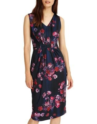 Floral Shift Dress by Phase Eight