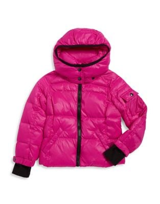 Little Girls Puffer Jacket