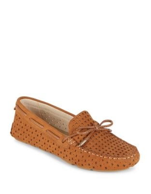 Florentine Perforated Loafers by Sam Edelman