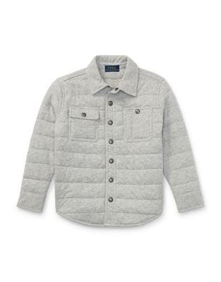 Little Boy's Quilted Jacket 500087426685