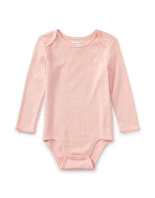 Baby's Cotton Bodysuit...