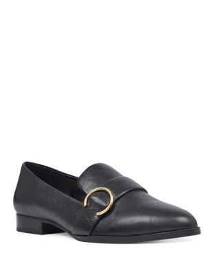 Huff Leather Loafers by Nine West