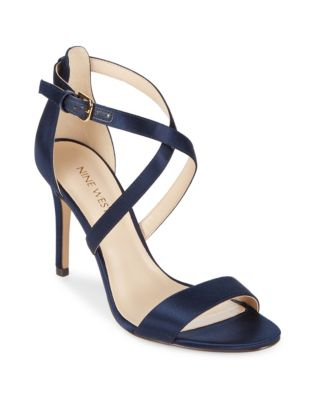 My Debut Stiletto Dress Sandals by Nine West